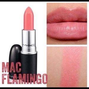NWT Mac cosmetics Flamingo pink bullet lipstick